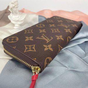 LOUIS VUITTON women Wallet N60744